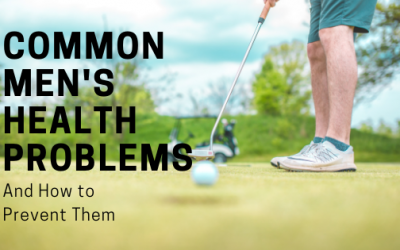Common Men's Health Problems and How to Prevent Them